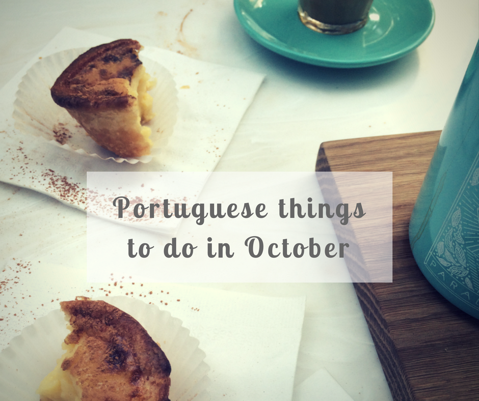 Portuguese things to do in October Event Listings