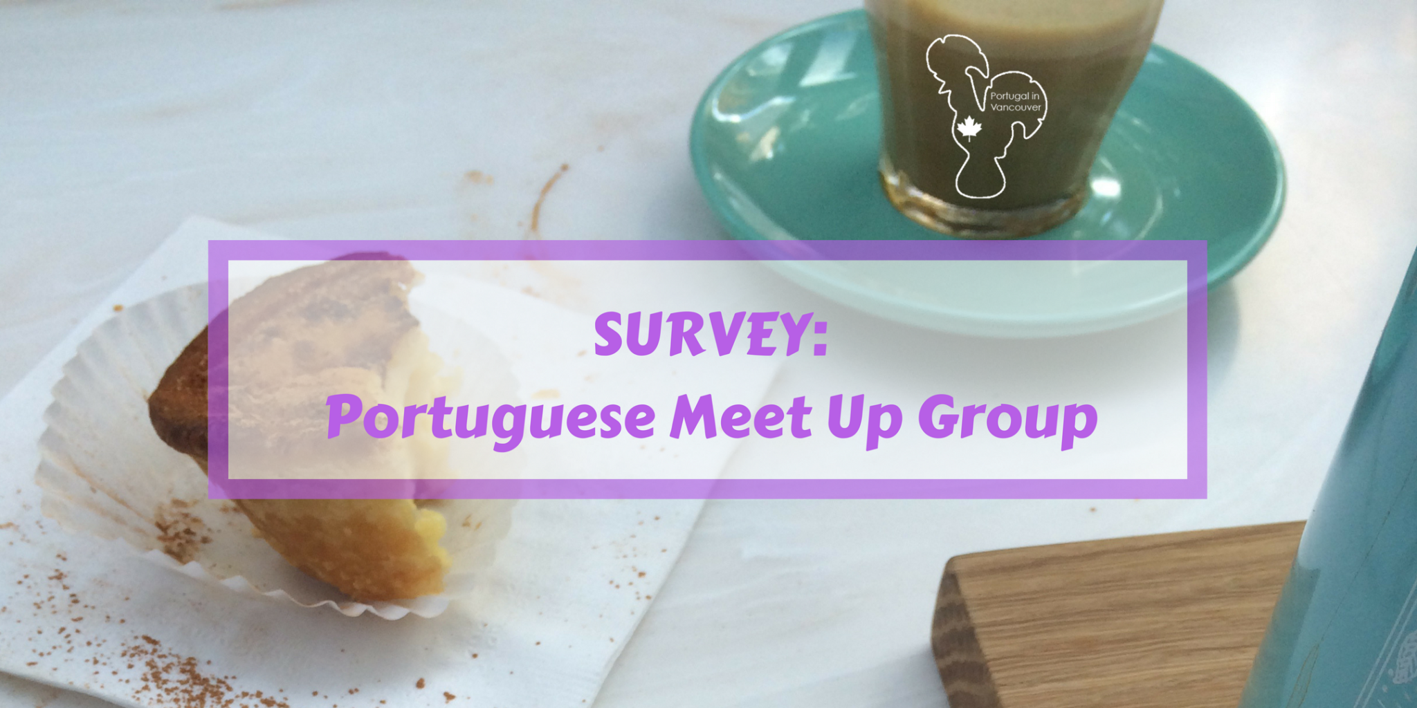 Survey Portuguese Meet Up Group