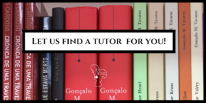 Let us find a tutor for you