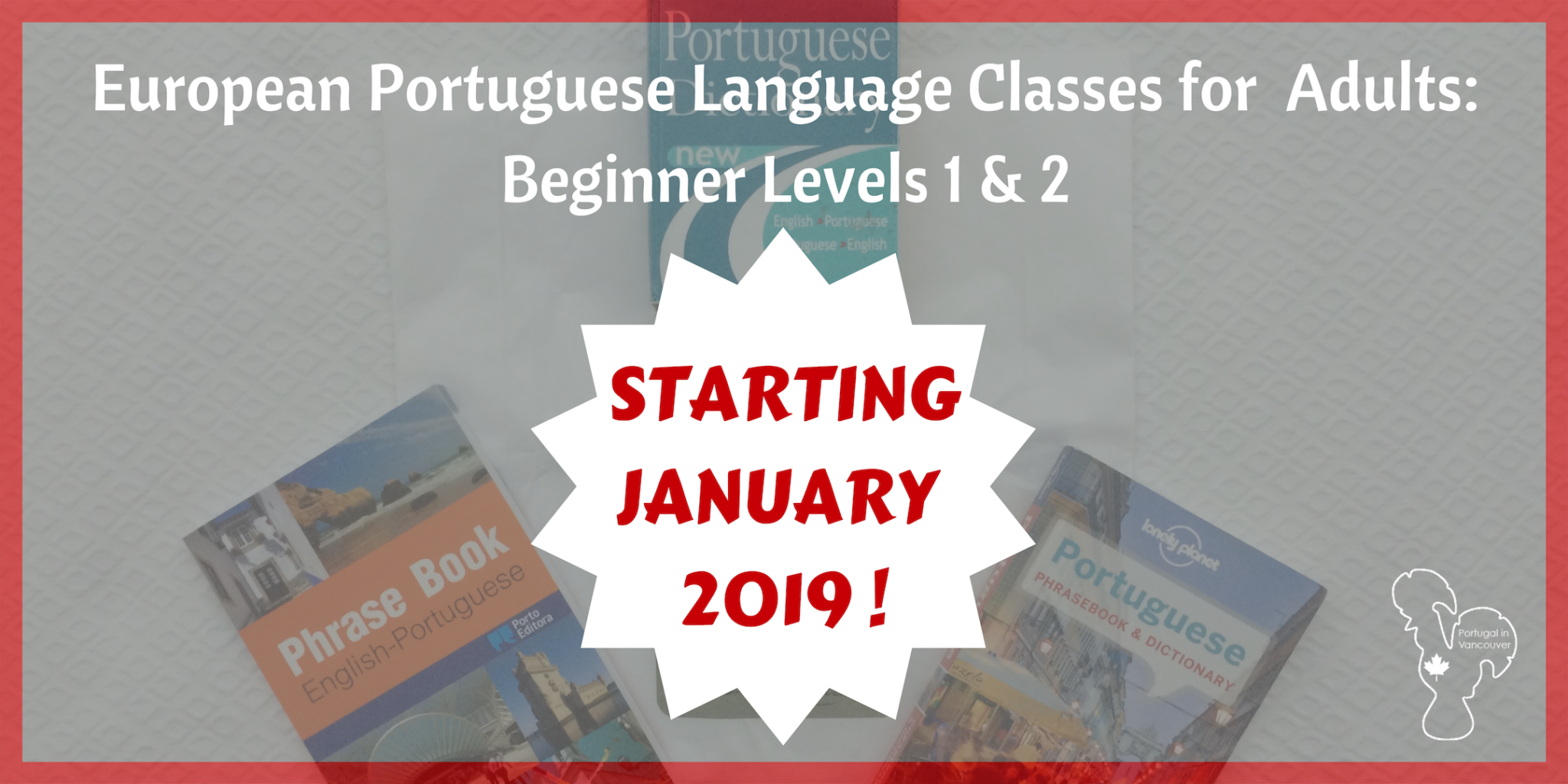 European Portuguese Language Classes for Adults