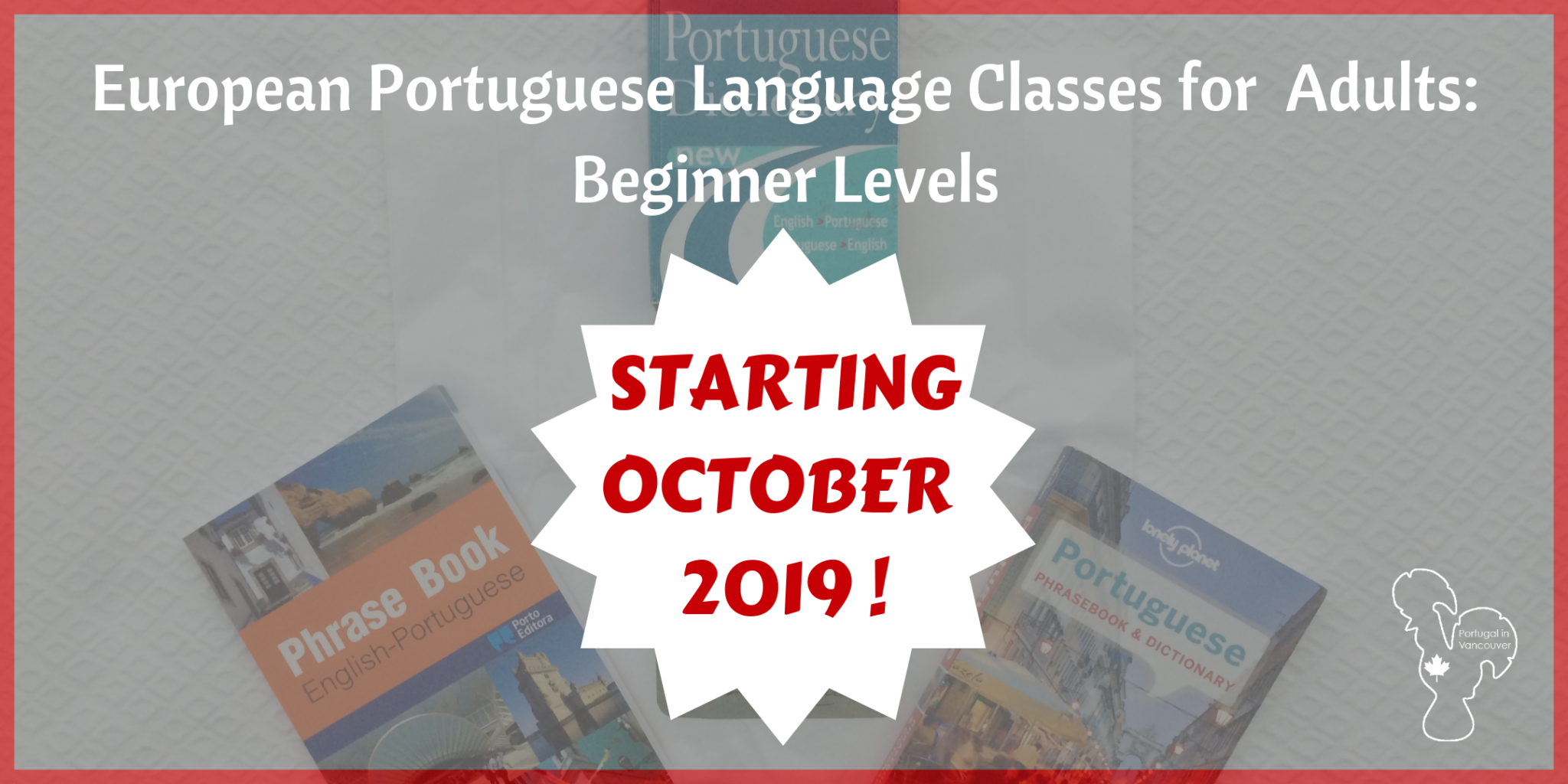 European Portuguese Language Classes for Adults: Beginner Levels
