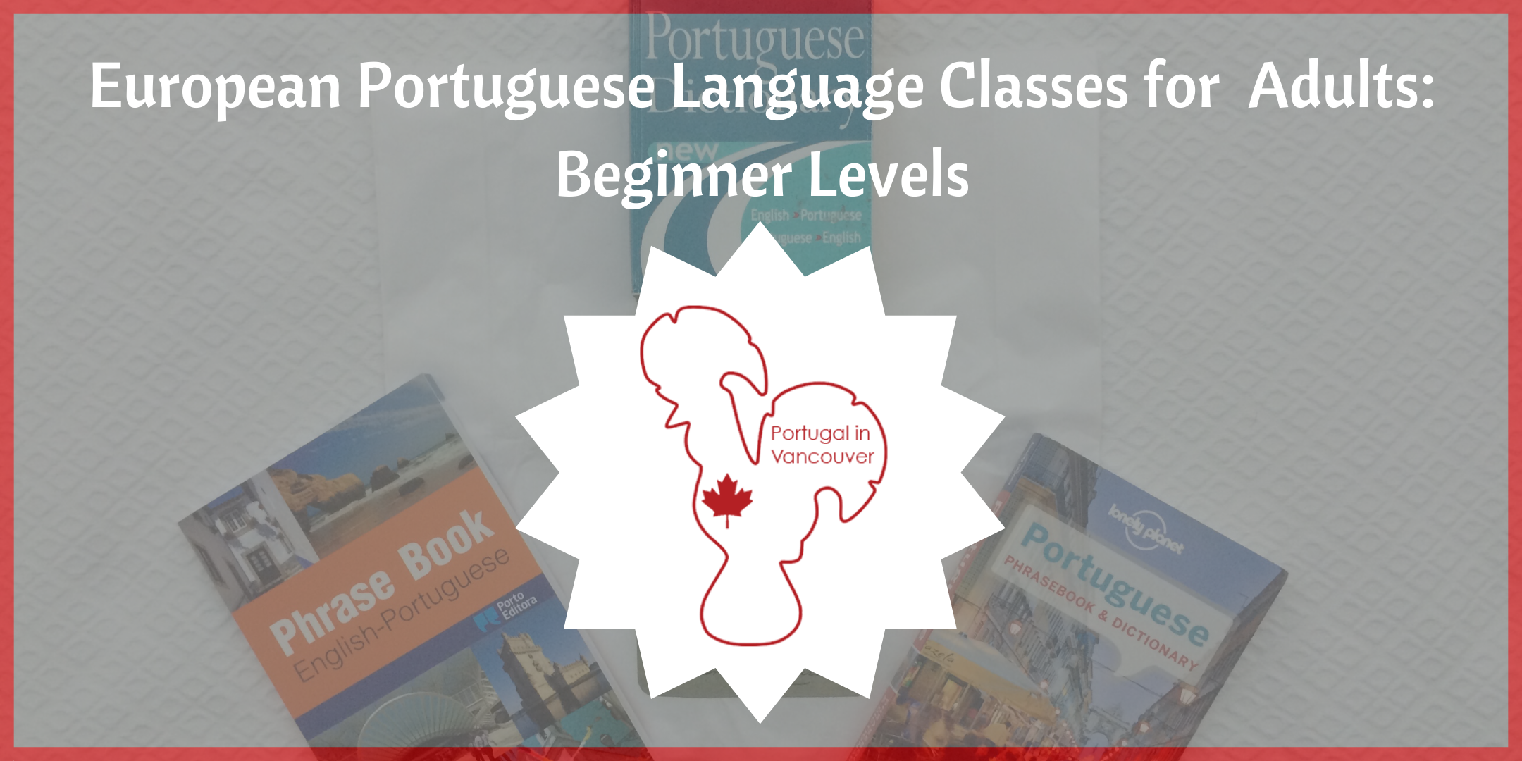 European Portuguese Classes for Adults