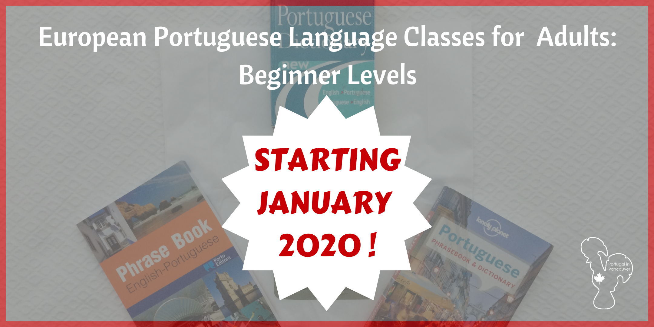 European Portuguese Classes for Adults