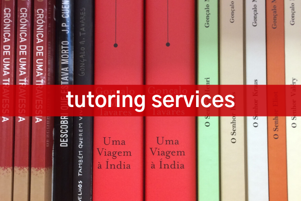 Portuguese Tutor, Tutoring Services, Let us find a tutor for you